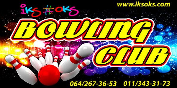 Bowling klub IKS OKS kuglana Beograd